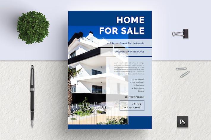 Thumbnail for Pakisrejo Professional Real Estate Flyer