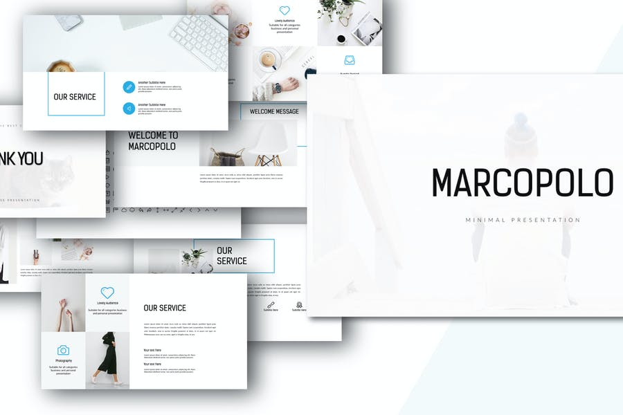 MARCO - Keynote template