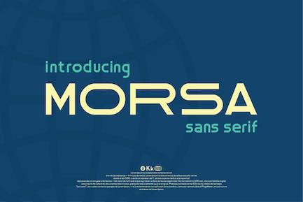 BS - MORSA Display Police