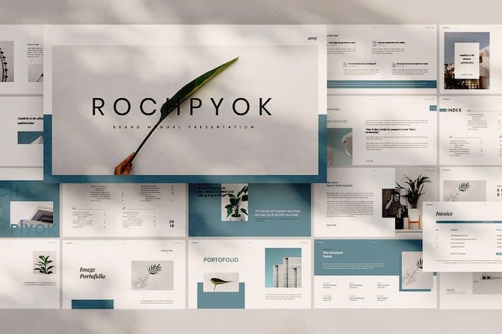 Thumbnail for Rochpyok Google Slides