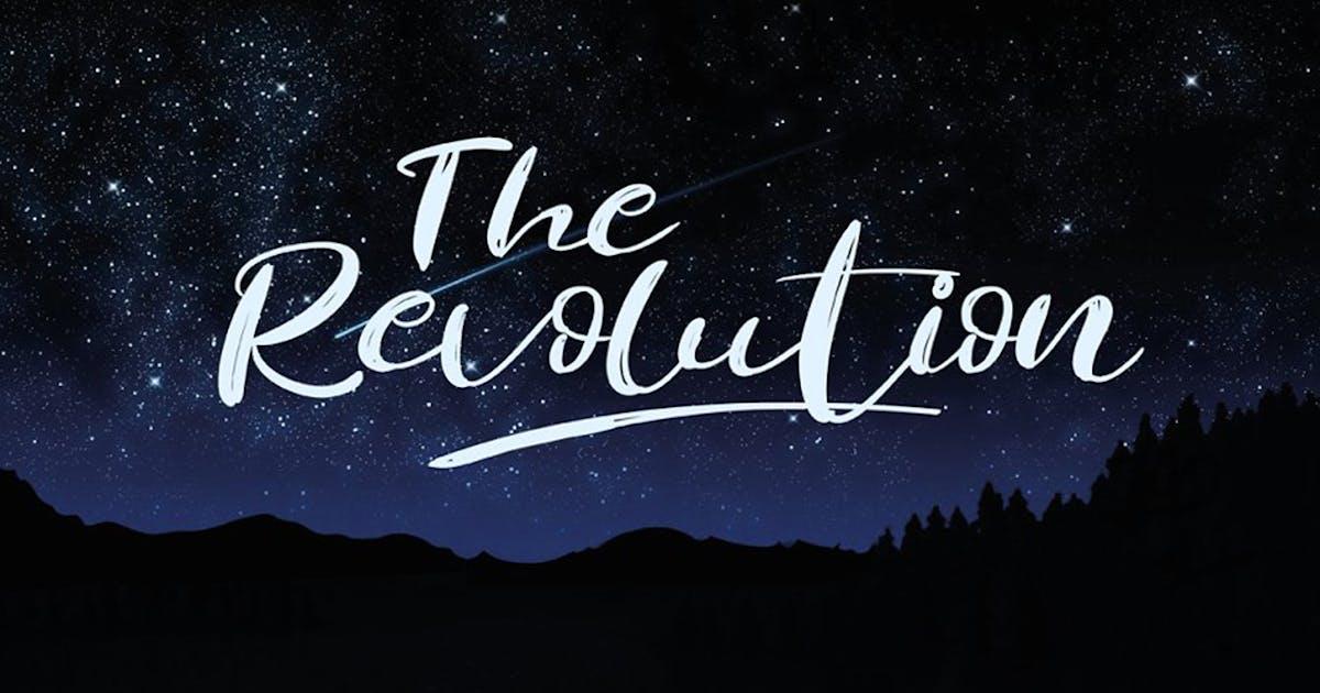 Download Revolution Brush by DebutStudio