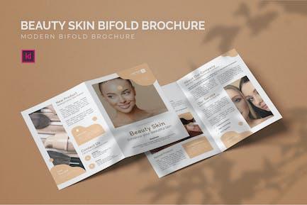 Beauty Skin - Bifold Brochure