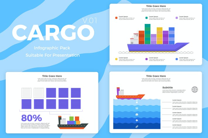 Thumbnail for Cargo - Infographic
