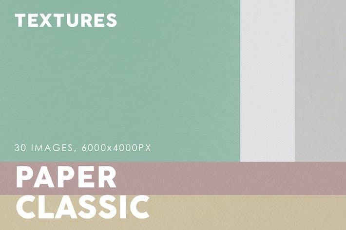 Classic Clean Paper Texturen 2