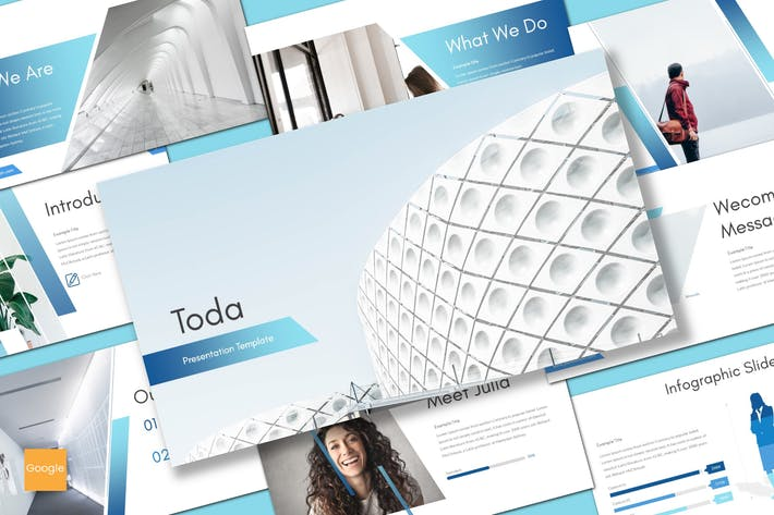 Cover Image For Toda - Google Slides Template