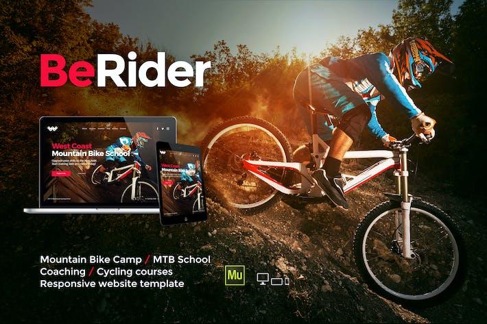 BeRider - Mountain Bike School / Cycling Courses