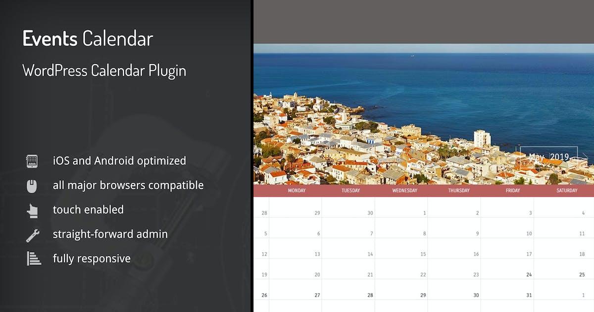 Download Events Calendar - WordPress Plugin by ZoomIt