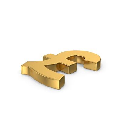 Gold Pound Sterling