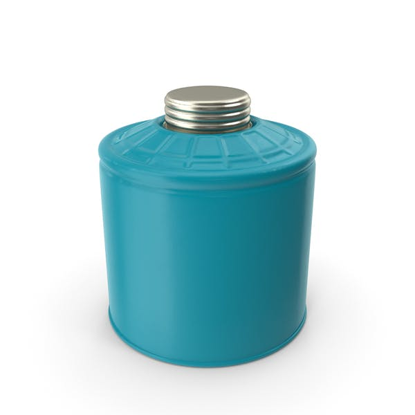 Thumbnail for Gas Mask Filter Canister