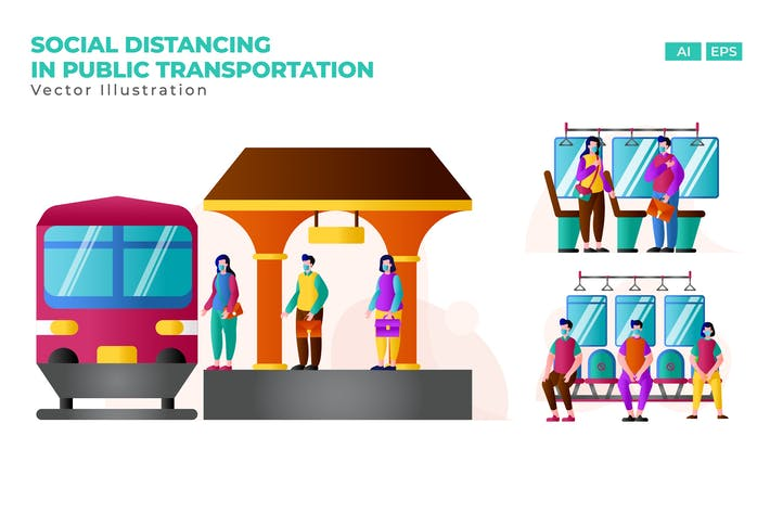 Thumbnail for Social distancing In Public Transportation
