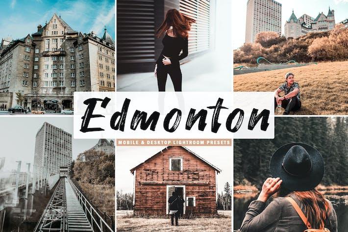Thumbnail for Edmonton Mobile & Desktop Lightroom Presets