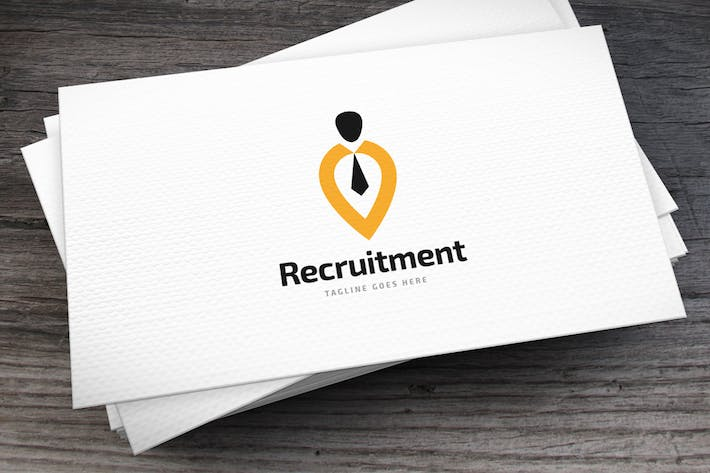 Cover Image For Recruitment Logo Template