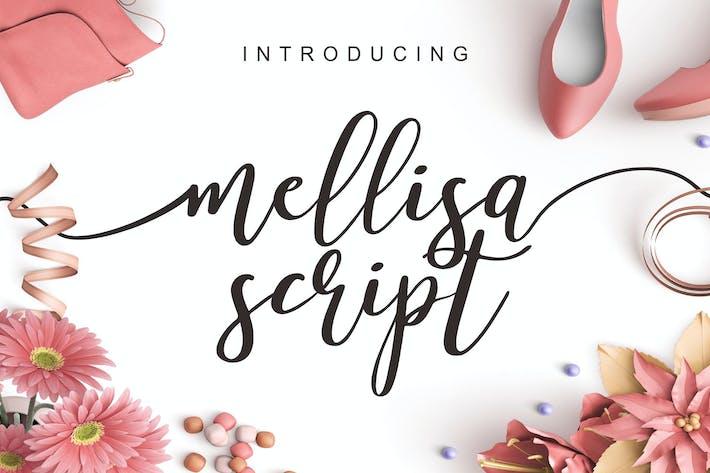 Thumbnail for Mellisa Script & Extras