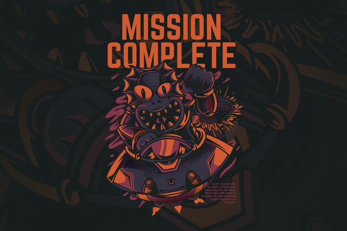Thumbnail for Mission Complete
