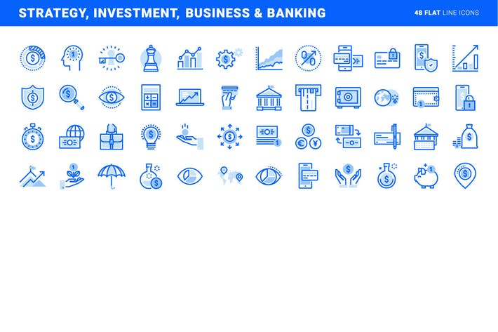 Thumbnail for Strategy, Investment, Business and Banking