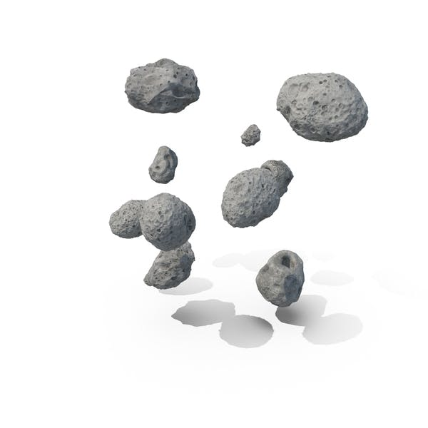 Cover Image for Asteroids