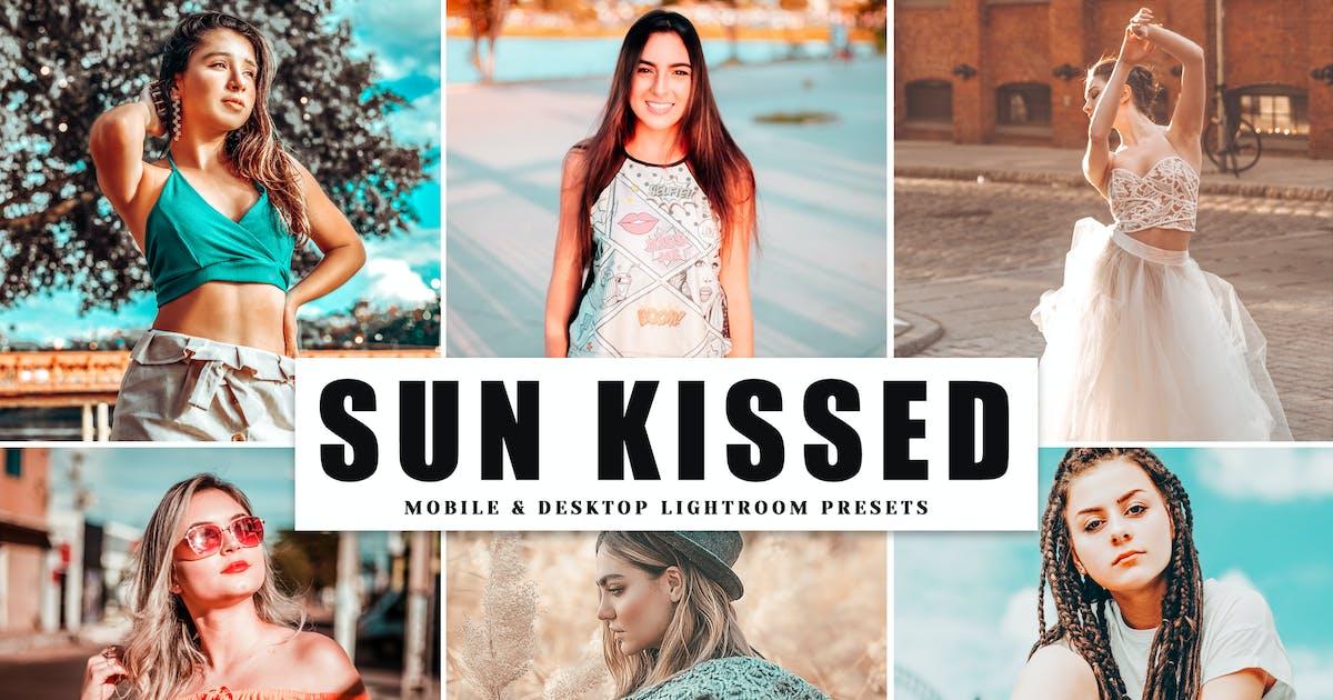 Download Sun Kissed Mobile & Desktop Lightroom Presets by creativetacos