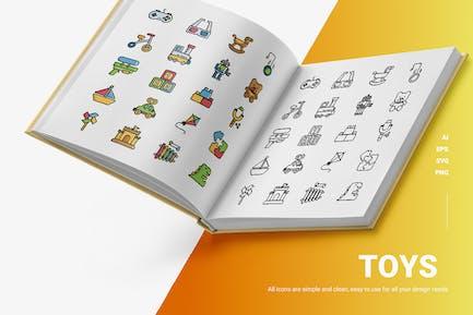 Toys - Icons