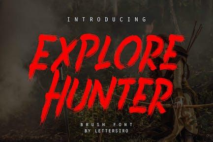 Exlpore Hunter