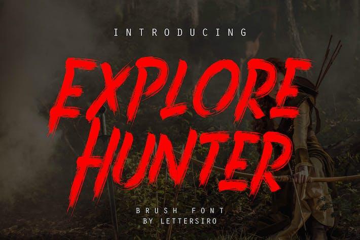 Thumbnail for Exlpore Hunter