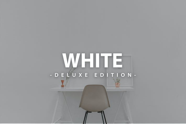 Thumbnail for Clean White | For Mobile and Desktop