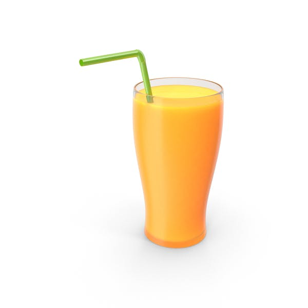 Thumbnail for Glass with Orange Juice
