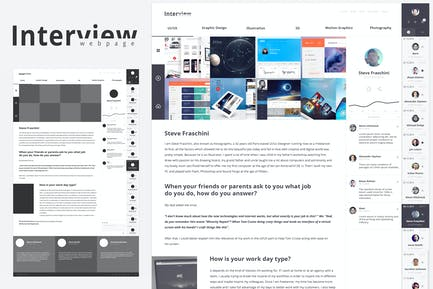 Interview Page