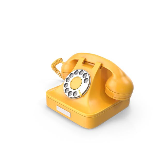 Cover Image for Retro Telephone