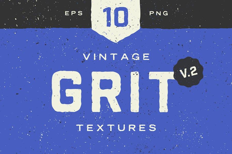Vintage Körnung Texturen Vol. 2