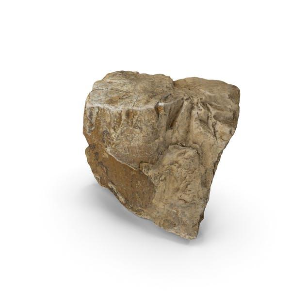 Сканированная скала