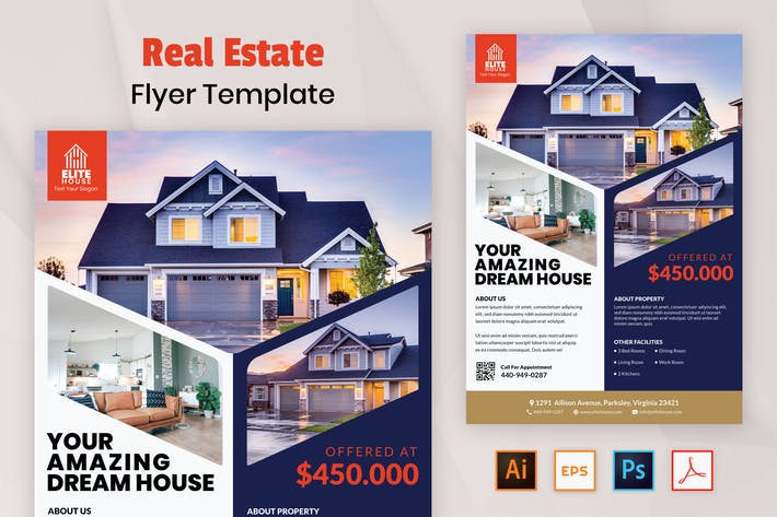 Thumbnail for Nuzie - Real Estate Flyer