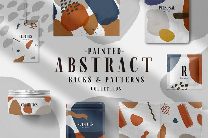 Thumbnail for Abstract Patterns & Backs