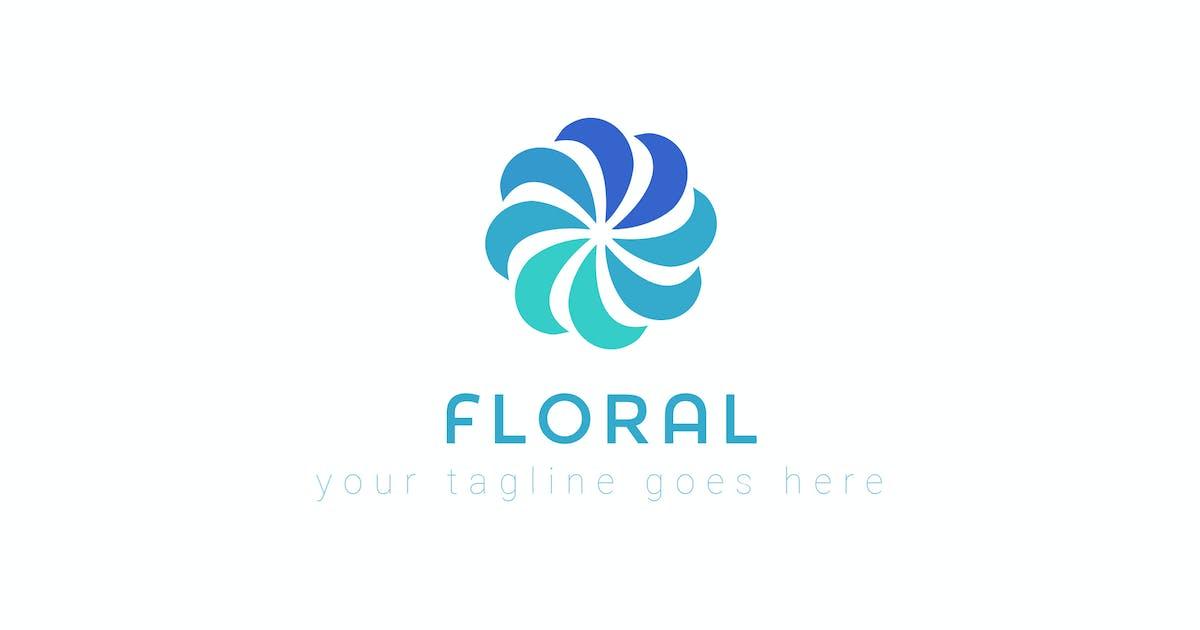 Download Floral - Minimal Logo Design by ThemeWisdom