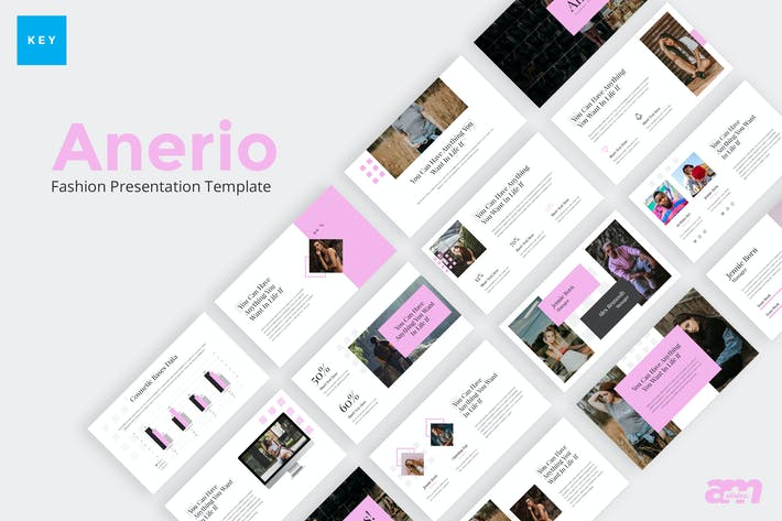 Thumbnail for Anerio Hermosa Moda Keynote