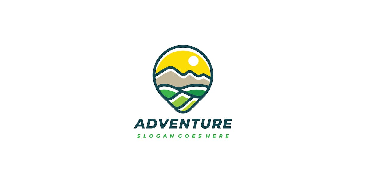 Download Adventure Logo by 3ab2ou