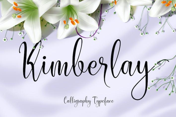 Thumbnail for KIMBERLAY Script