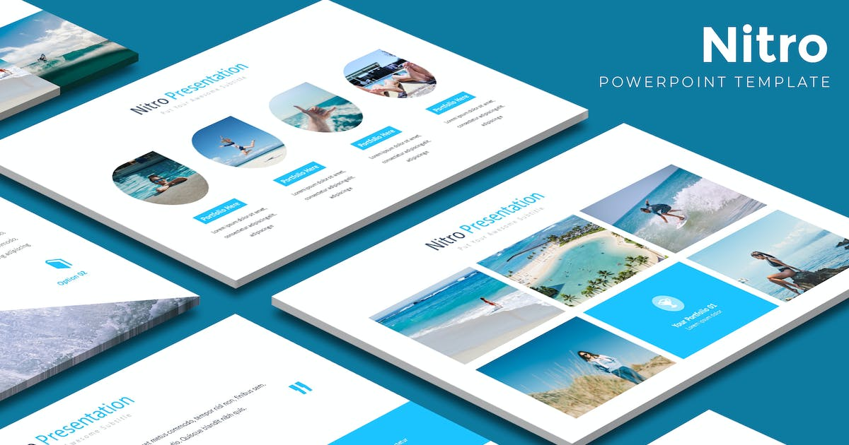 Download Nitro - Powerpoint Template by aqrstudio