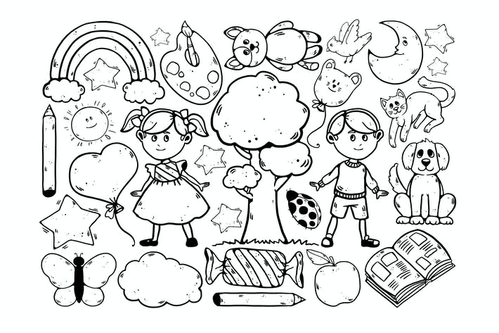 Thumbnail for Daydream Doodles