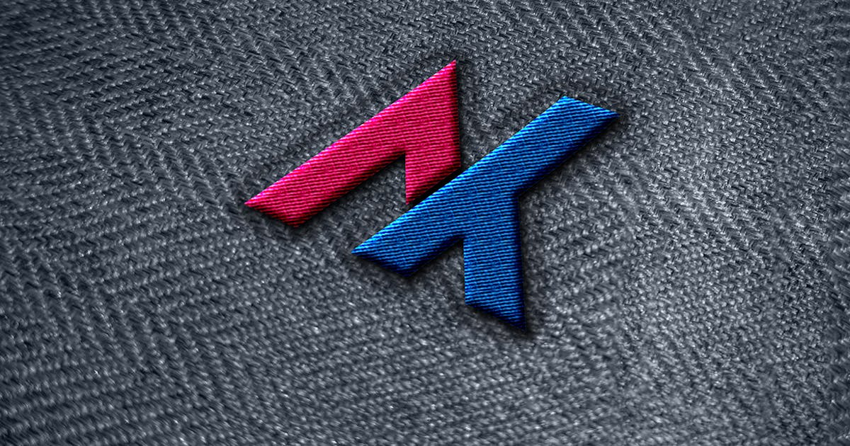 Download Realistic Embroidery logo mockup by wudelmbois
