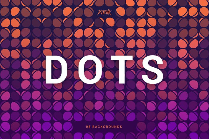 Thumbnail for Dots | Colorful Party Backgrounds