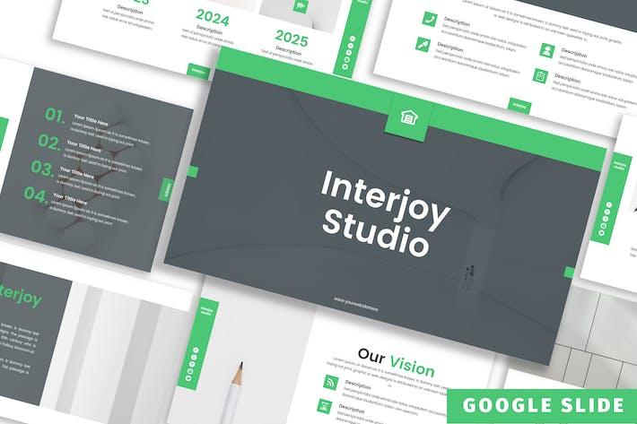 Thumbnail for Interjoy - Business Google Slide Template