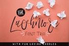 Lushmore Font Trio