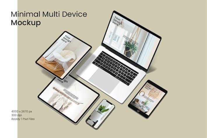 Thumbnail for Minimal Multi Device Mockup