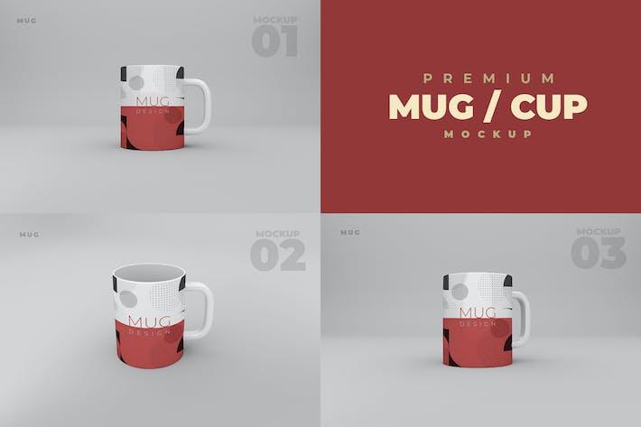 Thumbnail for Mug / Cup Mockup
