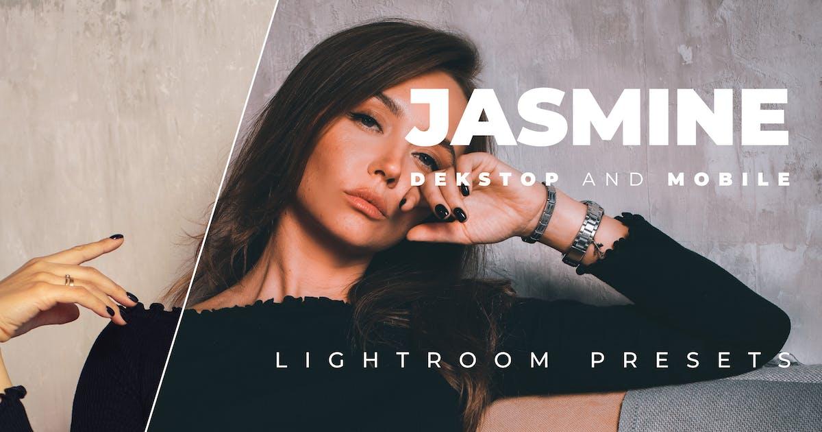 Download Jasmine Desktop and Mobile Lightroom Preset by Bangset