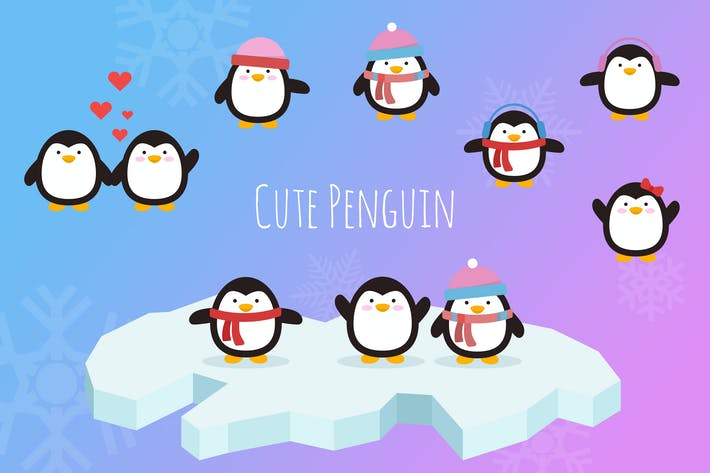 Thumbnail for Cute Penguin