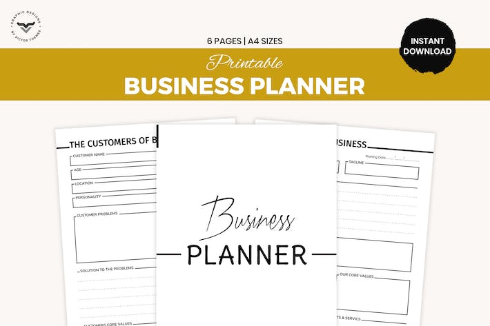 Thumbnail for Business Planner