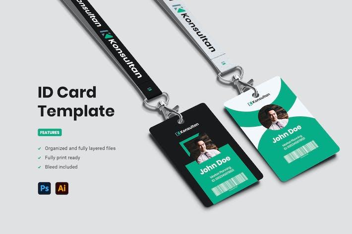 Thumbnail for ID Card - Konsultan