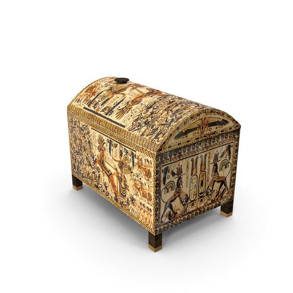 Древнеегипетский ящик