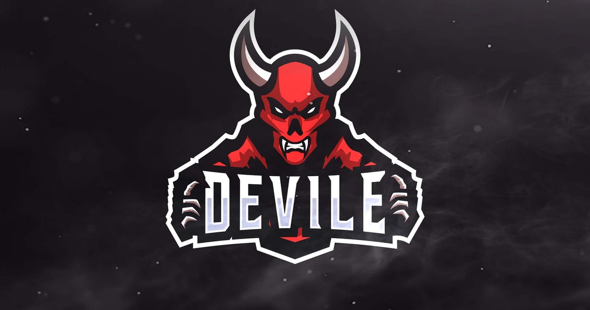 Download Devile Sport and Esports Logos by ovozdigital